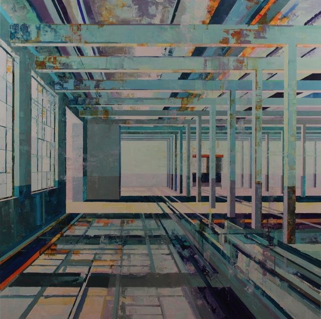 , 'Bardo Room IV,' 2018, J. Cacciola Gallery