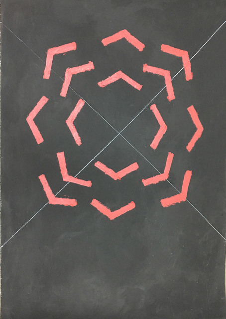 , 'Constellation Series (red),' 2011, Nicole Longnecker Gallery