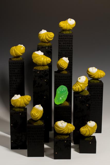 , 'Tower of Silence,' 2018, Springfield Art Association