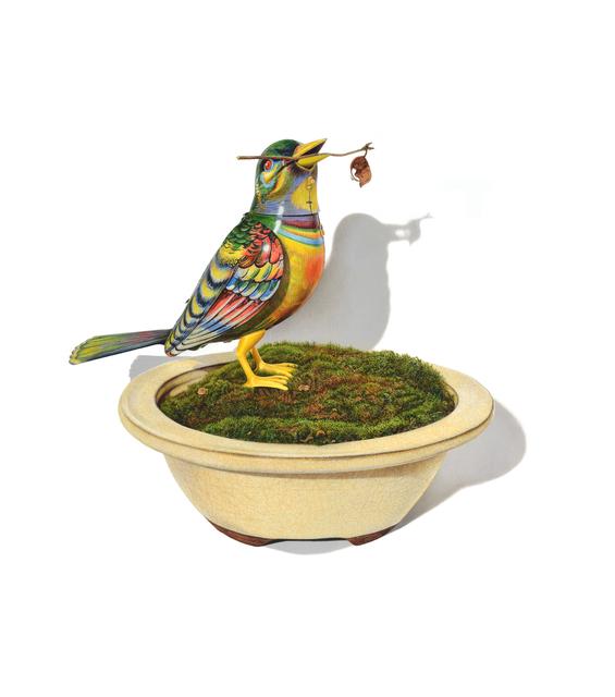 , 'Wind-Up Bird Series No. 1,' 2019, Garvey | Simon