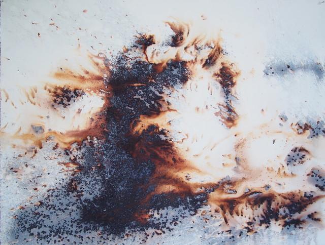 , 'Château de sable en feu,' 2018, ONIRIS - Florent Paumelle