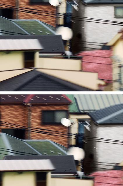 , 'Tokyo (Detail),' 2017, Gagosian