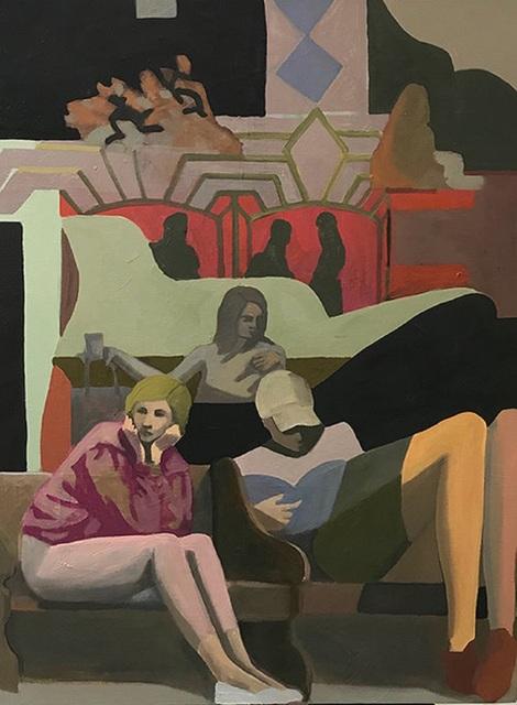 Sarah Lubin, 'Delayed', 2018, ZINC contemporary