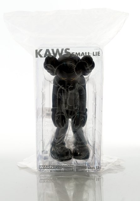 KAWS, 'Small Lie (three works),', 2017, Heritage Auctions