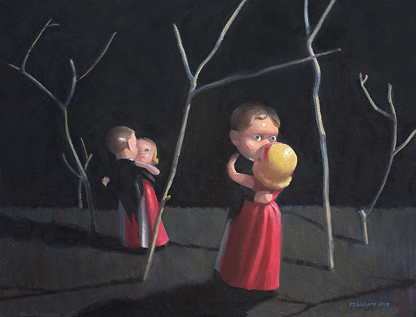 , 'Night Dancing,' 2017, MARS
