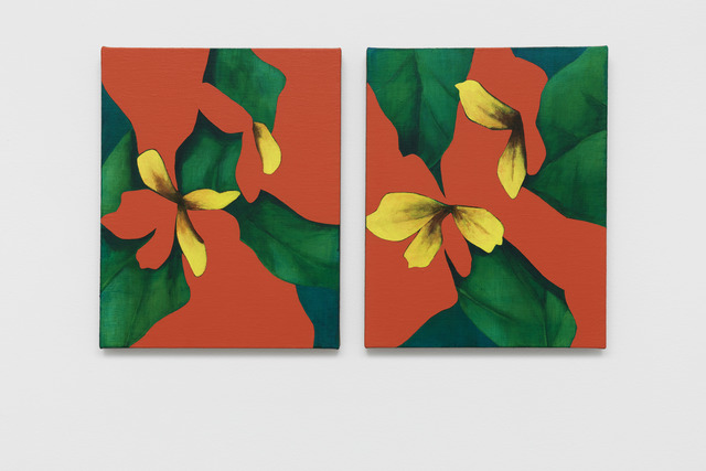 , 'Untitled (Pair),' 2020, Galerie Nordenhake