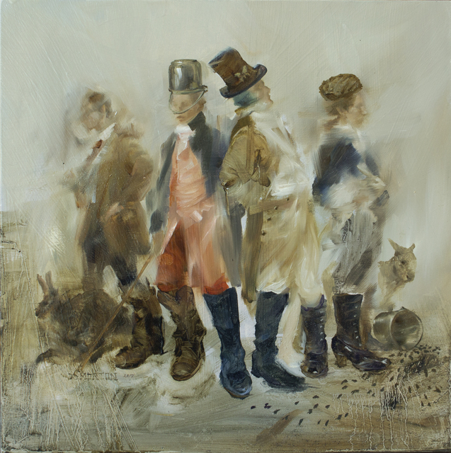 , 'Of Leeches and Lambs and Butterfly Jam ,' 2017, Foster/White Gallery