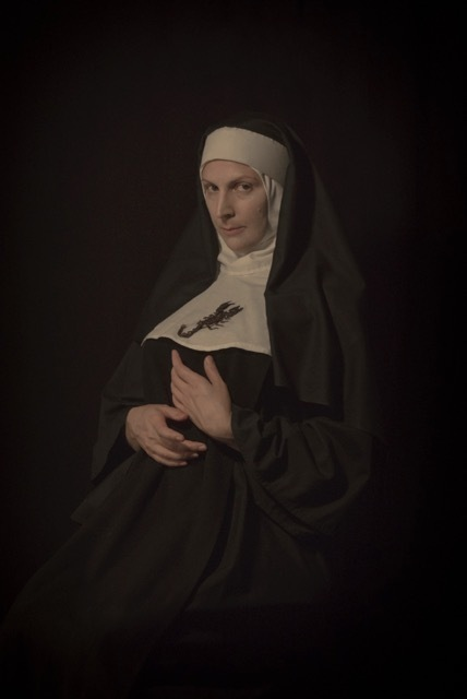 , 'The Nun,' 2015, Eckert Fine Art