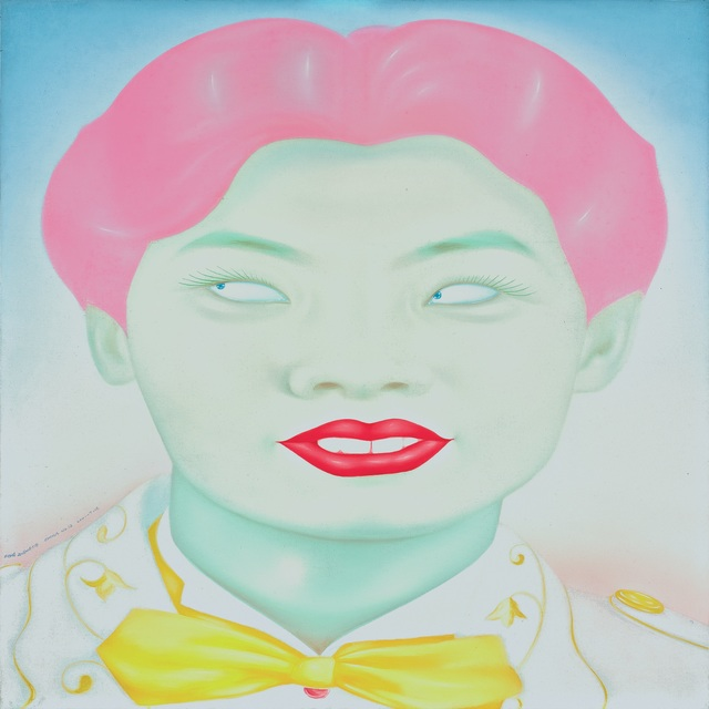 , 'Chinese Portrait Series No.12,' 2001, Longmen Art Projects