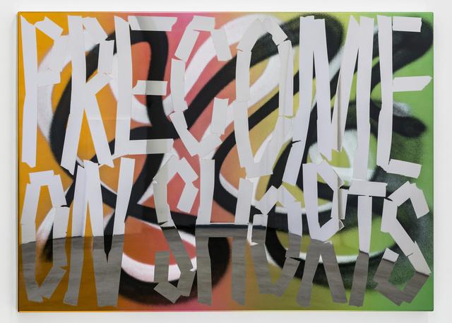 , 'Precome On Shorts,' 2014, White Cube