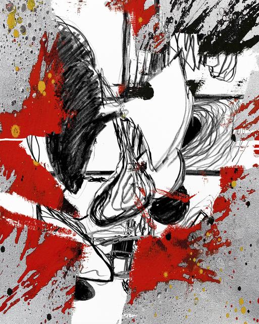 Jose M. Ciria, 'Suite / Rimas ZZ10', 2016, Blanca Soto Arte