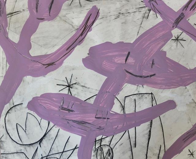 Adam Handler, 'Purple Dream I', 2019, Madelyn Jordon Fine Art