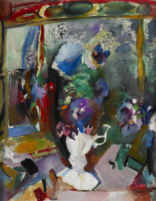 , 'Flowers (Abstract Still-Life),' ca. 1932, Somerville Manning Gallery