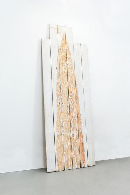 Nestor Engelke, 'WOODEN DESIGN: TOWER 1', 2019, Anna Nova Gallery