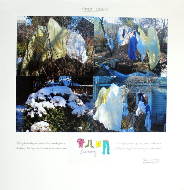 , 'Winter Washing,' 2009, Gaa Gallery