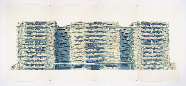 , 'Edificio Rio-Mar,' 2016, The Mayor Gallery