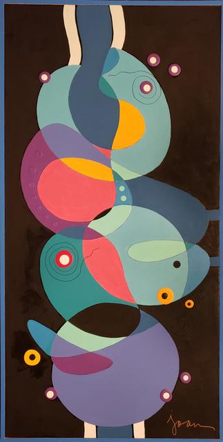 Joan Burmeister, 'Awakenings #5', 2018, Springfield Art Association