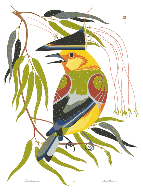, 'Prothonotary Warbler,' 2016, Stonington Gallery