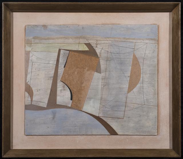 , 'Western Landscape,' 1960, Osborne Samuel