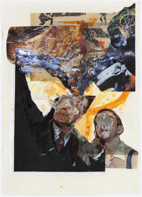 , 'Ohne Titel (Untitled),' 2018, Jahn und Jahn