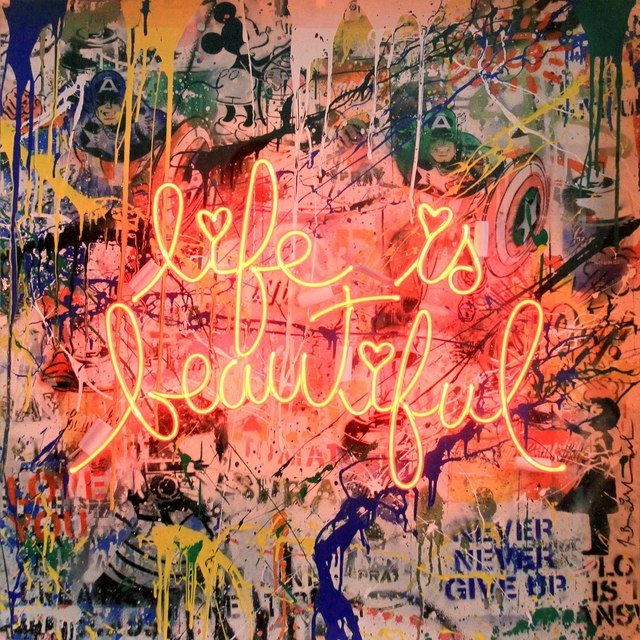 , 'Life is Beautiful,' 2017, Contessa Gallery