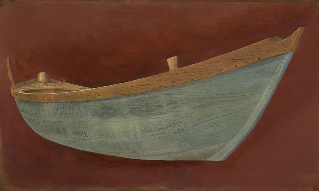 James Dodds, 'Bow of a Venetian Work Boat 2 (Study)', Messums