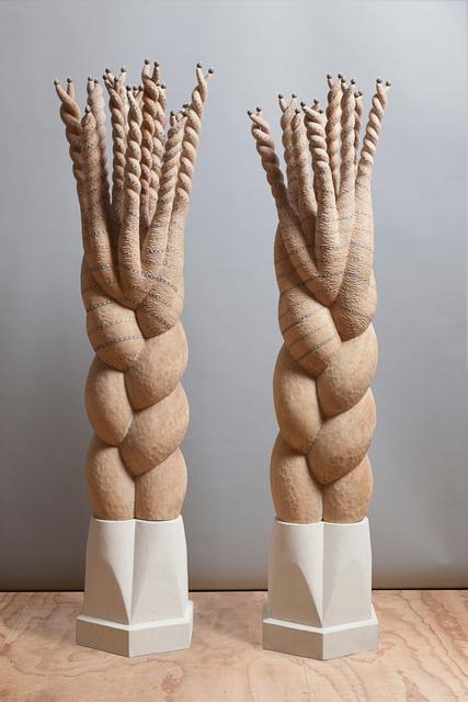 , 'Barnes Columns,' 2010, InLiquid