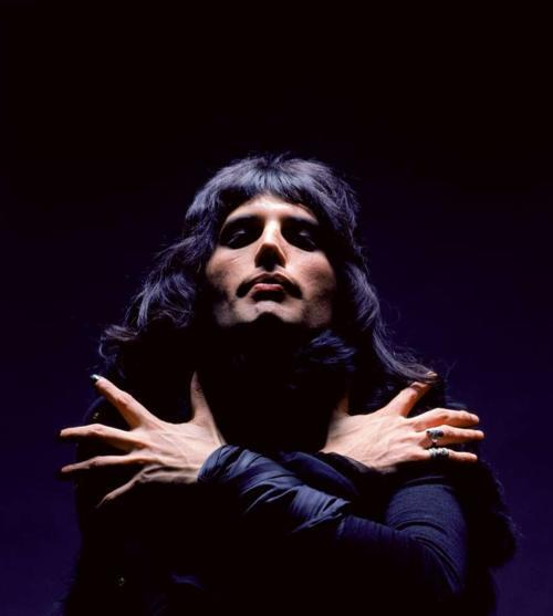 Mick Rock, 'Freddie Mercury ', 1974, The Bonnier Gallery