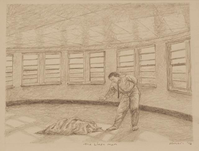 , 'The Linen Man,' 2010, The Art Vault