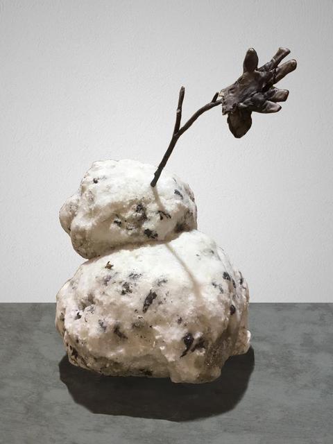 , 'Untitled (Snowman),' 2017, Kavi Gupta