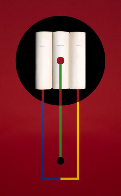 , 'Dante, La Divina Commedia,' 2013, Galeria Karla Osorio