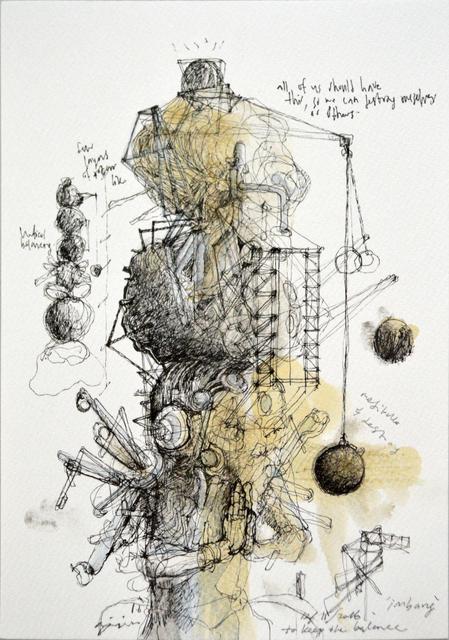, 'Penghuni Distopia - Imbang,' 2017, Artemis Art