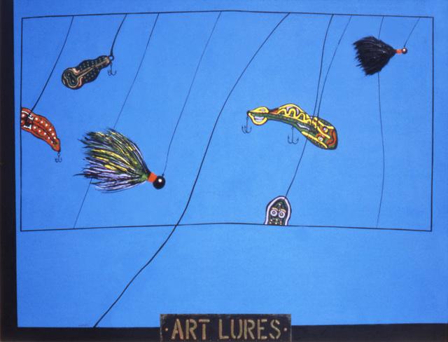 , 'Humanscape 94: Art Lures,' 1978, Ruiz-Healy Art