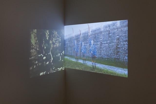 , 'A point at zenith (Cuando caen las flores),' 2018, Emerson Dorsch