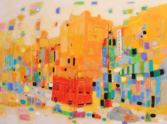 , 'City Tour,' , Madrona Gallery