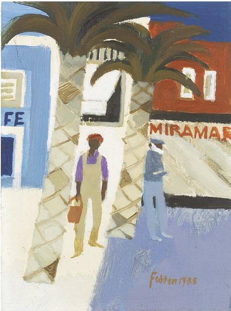 , 'Julian in Spain,' , Portland Gallery