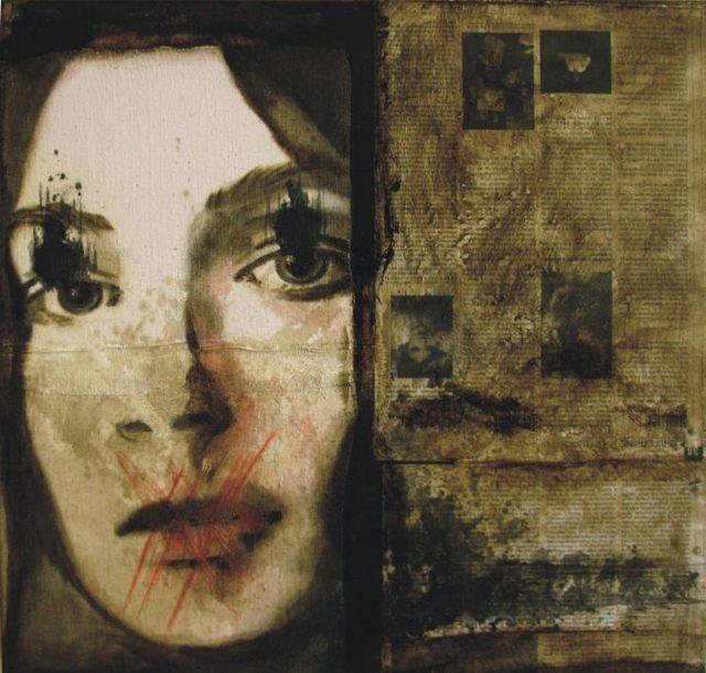 Simona Fedele, 'Di Segni e Disegni n 1', 2007, Octavia Art Gallery
