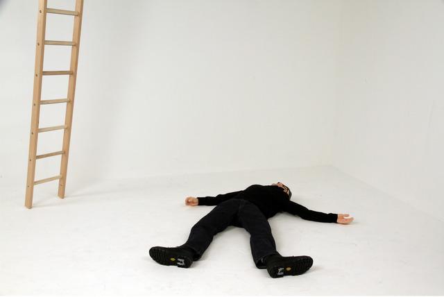 , '100 Falls,' 2011, Studio Trisorio
