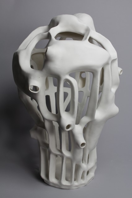 , 'V04,' 2013, Muriel Guépin Gallery
