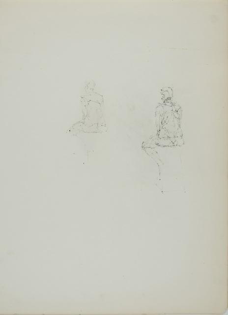 , 'Untitled,' ca. 1965, New York Studio School