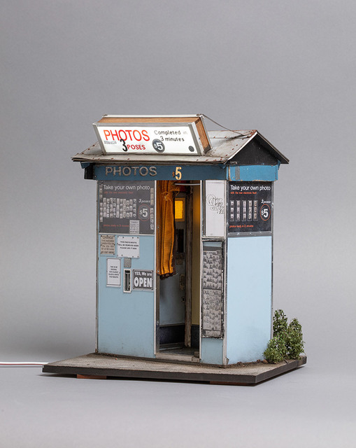 Joshua Smith, 'Chapel Street Photobooth', 2019, Beinart Gallery
