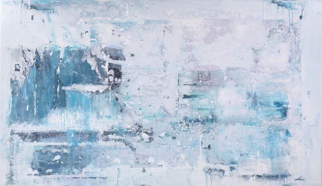 , 'Heart Of Ice,' 2017, Univocal Art Gallery