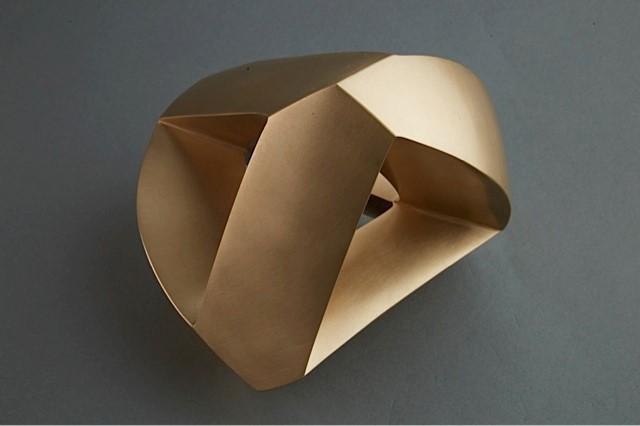 , 'Rolling Tetraed,' 2015, Galerie Barbara von Stechow