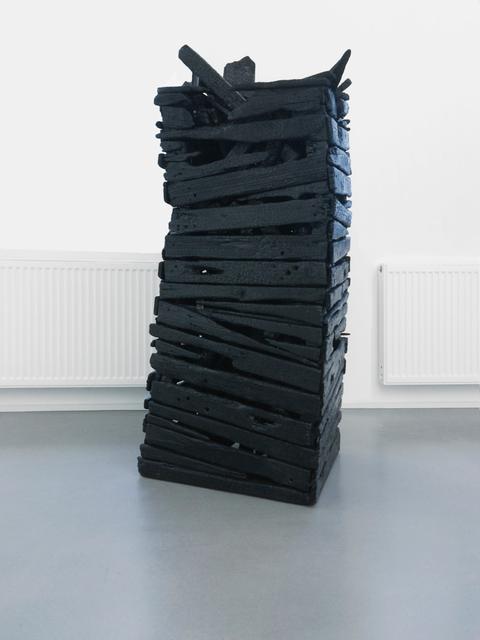 , 'Im Schacht,' 2015, Galerie Christian Lethert