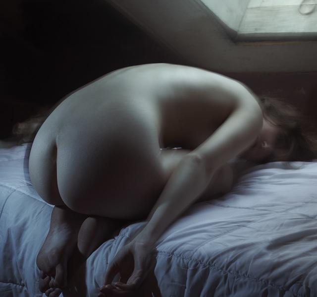 , 'Nu sur le lit ,' , Galerie Vivendi