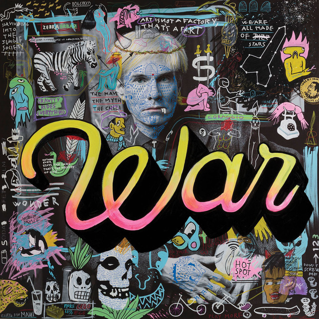 , 'WAR,' 2016, The Untitled Space