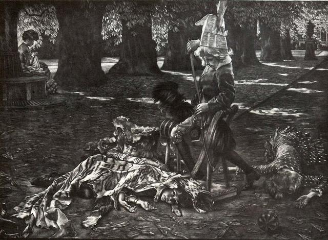 , 'Le Petit Nemrod,' 1886, Contessa Gallery