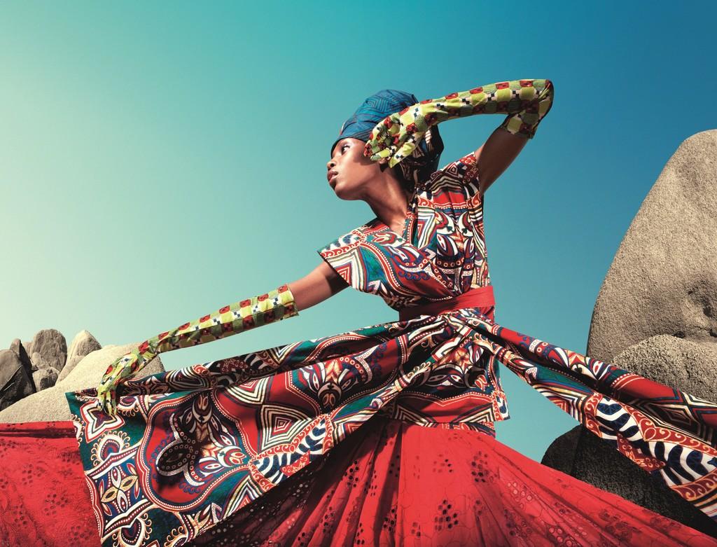 Модно ли африканская тема в 2016году
