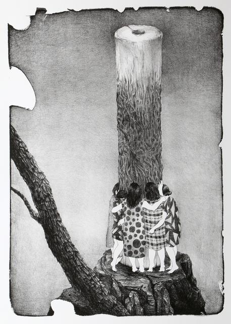 , 'Dropouts,' 2018, Micheko Galerie