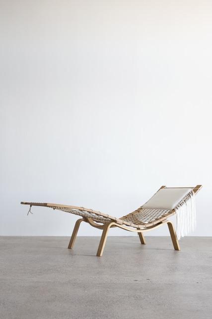, 'Hammock chair,' 1967, Galleri Feldt